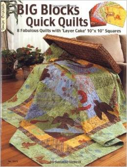 Design Originals - Big Blocks Quick Quilts