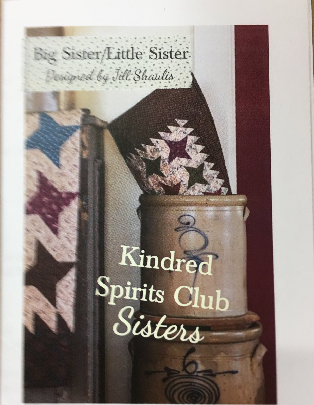 Kindred Spirits Sisters Kit Big/Little Sister