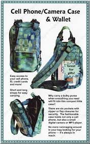 By Annie - Cell Phone/Camera Case & Wallet