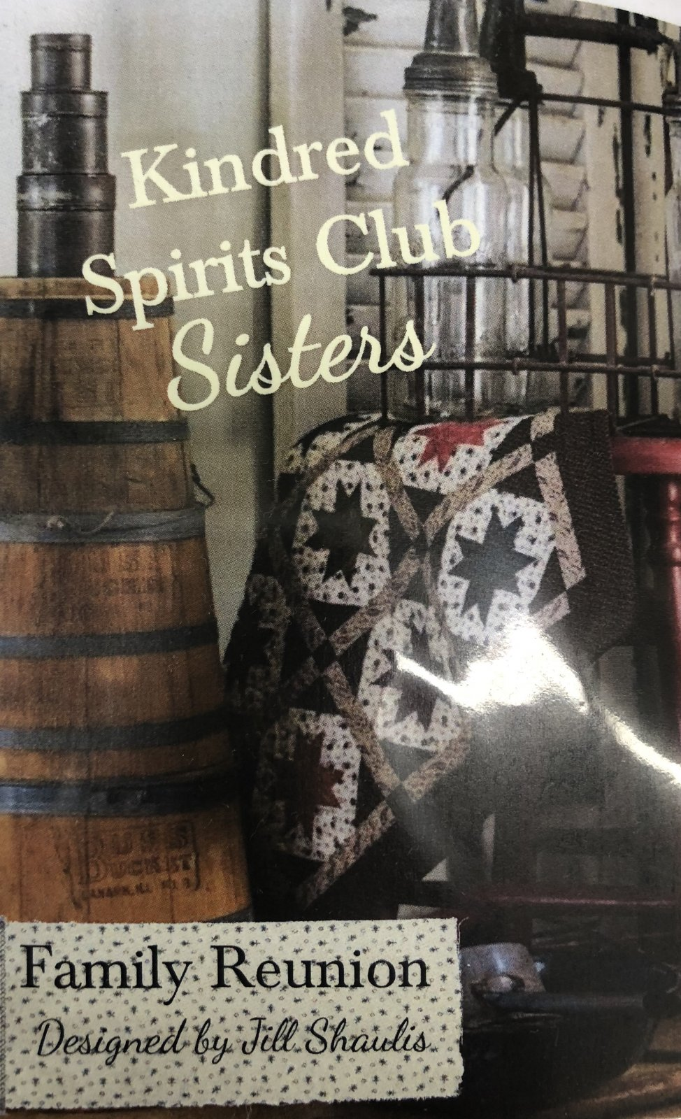 Kindred Spirits Sisters Kit Family Reunion