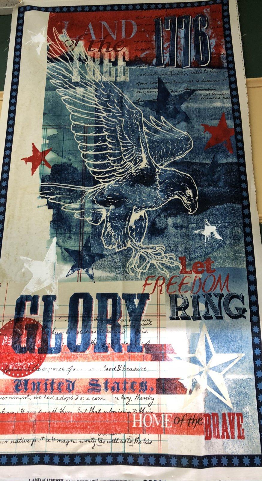 Land of Liberty Panel  #25