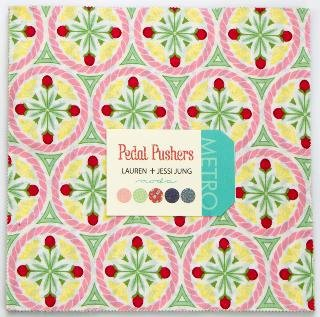 Moda - Pedal Pushers  Layer Cake by Lauren & Jessi Jung