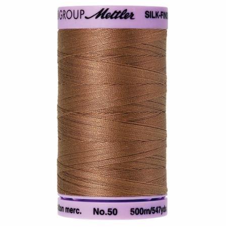 Mettler Thread - Walnut 547 yd
