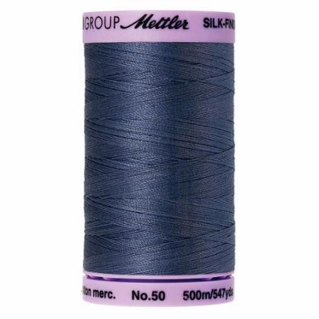 Mettler Thread  -  Blue Shadow 547yds.