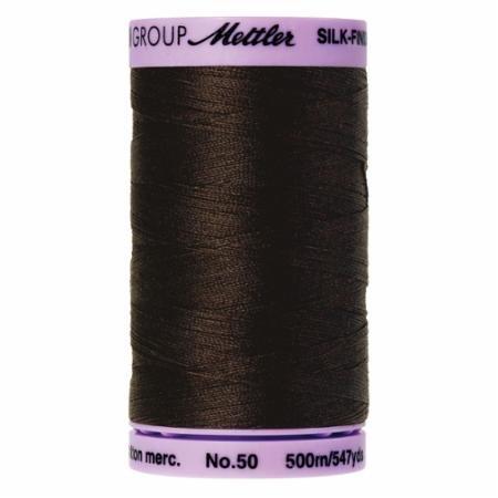 Mettler Thread - Very Dark Brown 547 yd