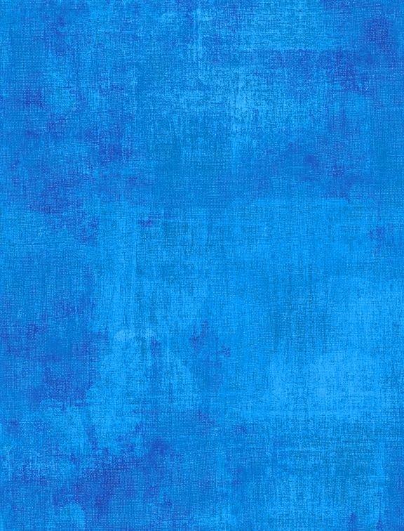 Essentials Dry Brush - Paradise Blue Fabric