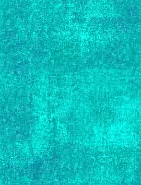 Essentials Dry Brush - Turquoise Fabric