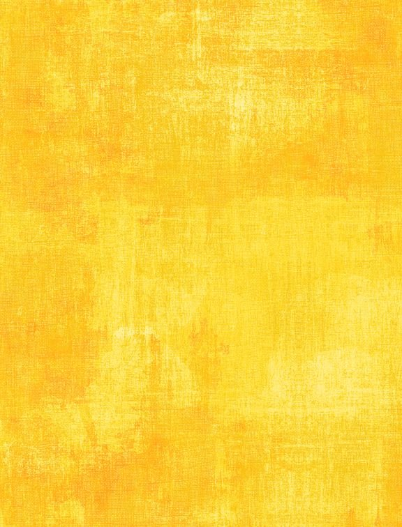 Essentials Dry Brush - Sunshine Fabric
