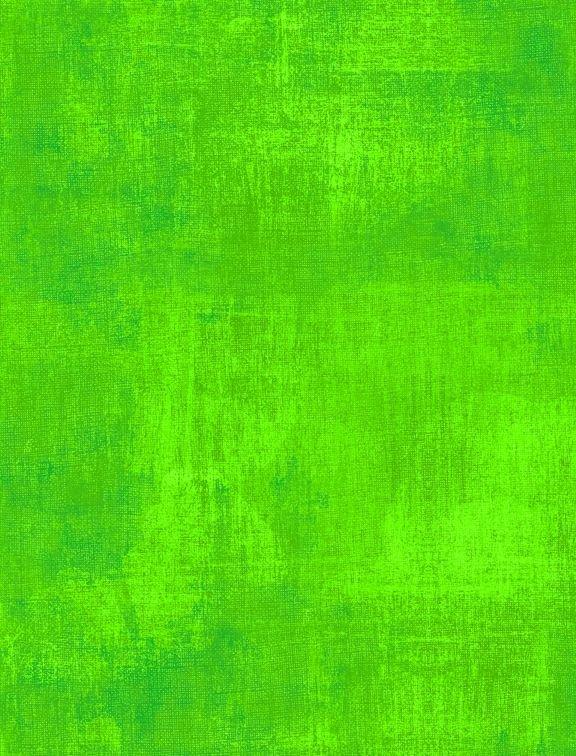 Essentials Dry Brush - Lime Fabric