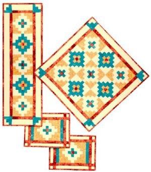 Kitchen patterns for Southwest decoratives