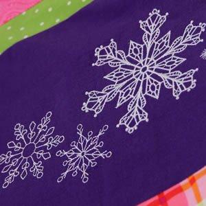 OESD Freestanding Lace Snowflake Elegance CD