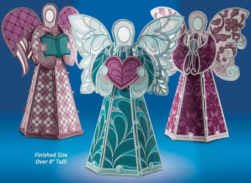 OESD Freestanding Angels CD