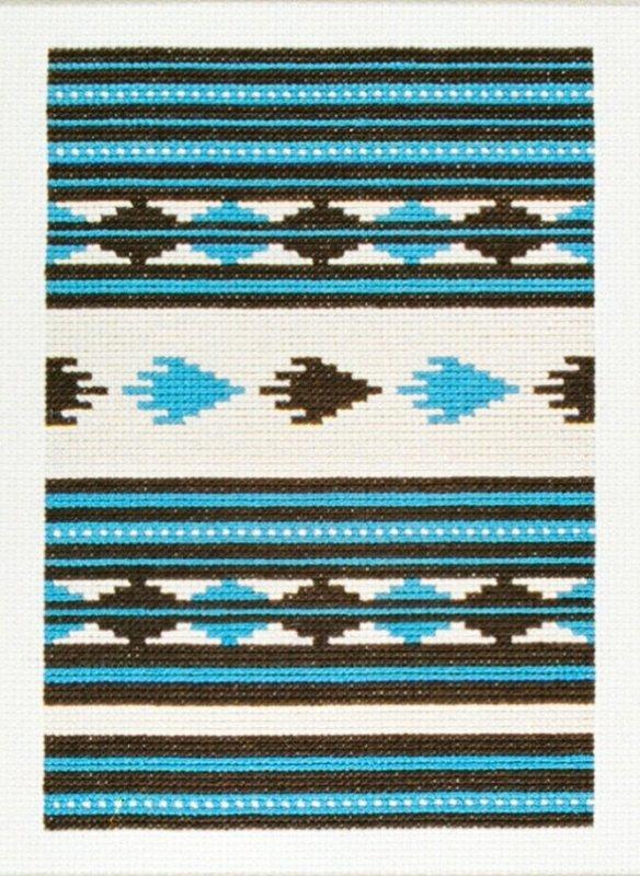 Rio Grande Counted Cross Stitch