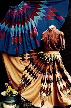 Lone Star Skirt Pattern