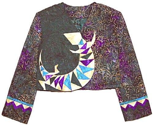 Gecko Swirl Jacket