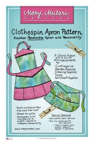 Clothespin Apron Pattern