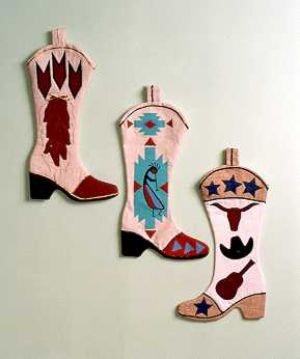Hang Em High Boot Stockings