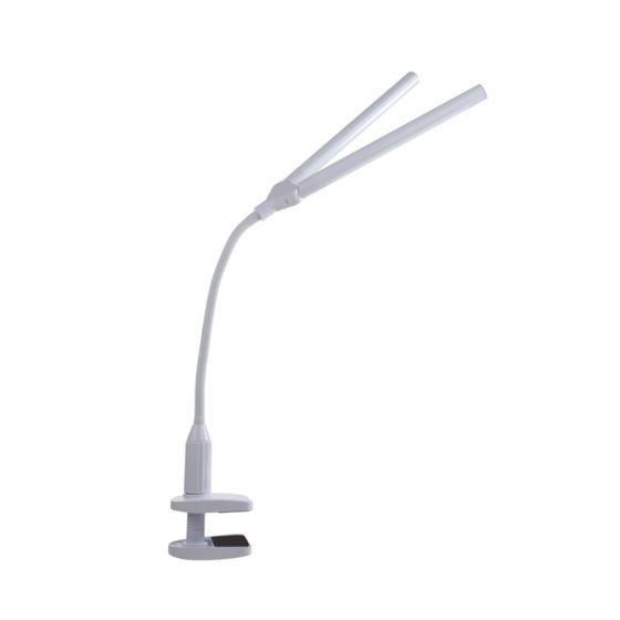 Duo Lamp with Clamp