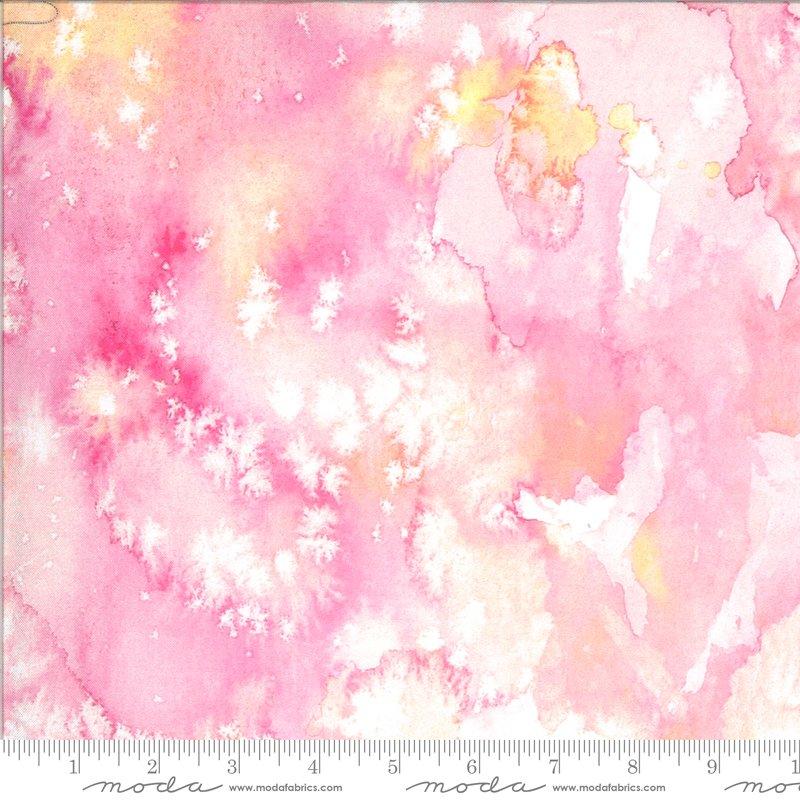 Moody Bloom Splash -  Fucshia DP