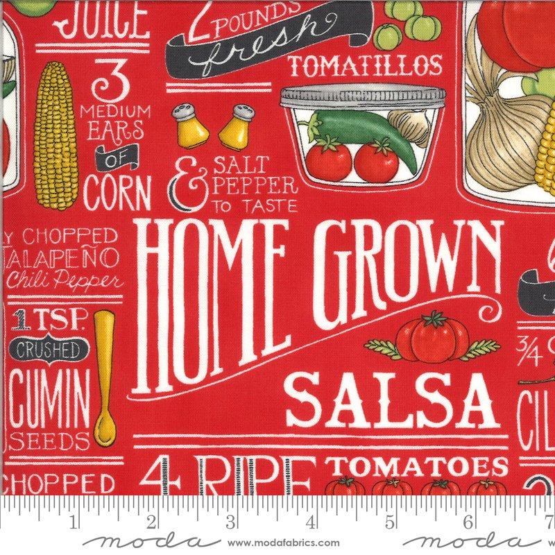Homegrown Salsa - Tomato