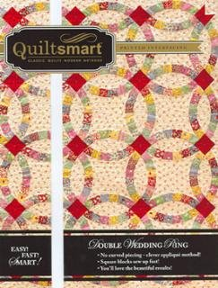 Quiltsmart Double Wedding Ring Kit
