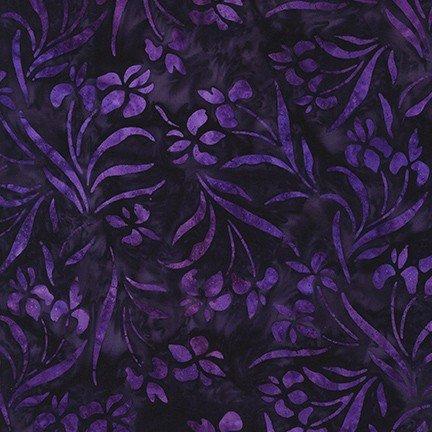 Artisan Batiks Evening Glow - Nobel Purple