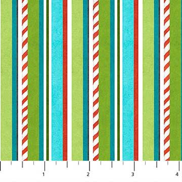 Best Tree Stripe - Multi Fabric