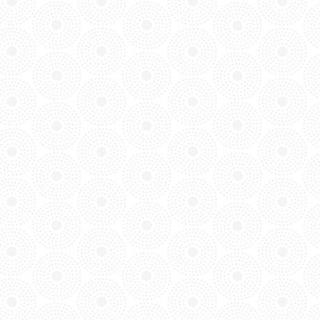Quilting Illusions - White/White