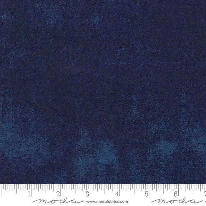 Grunge Basics - Navy Fabric
