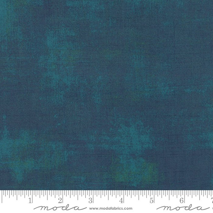 Grunge Basics - Peacock Fabric