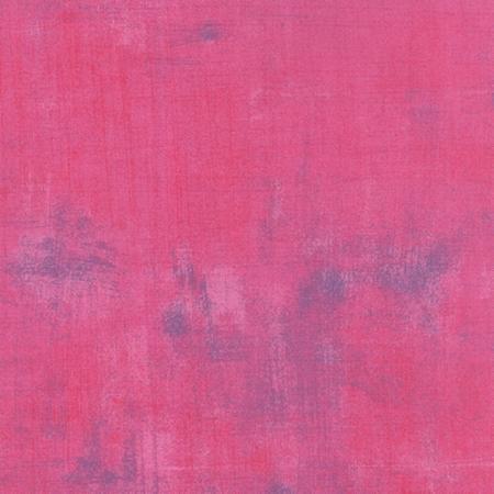 Grunge Basics - Berry Fabric
