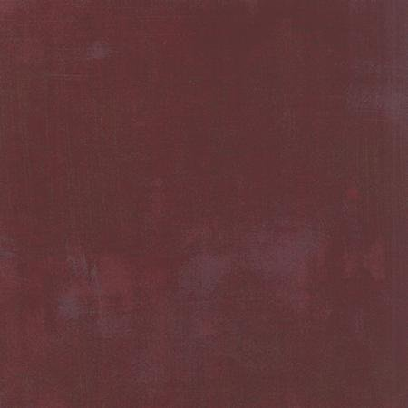Grunge Basics - Burgundy Fabric