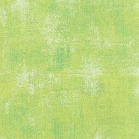 Grunge Basics - Key Lime Fabric