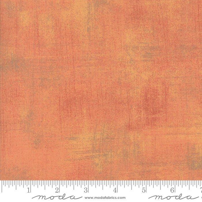 Grunge Basics - Cantaloupe Fabric