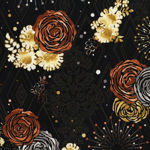SO Precious Metals Adornment - Rose Gold Fabric