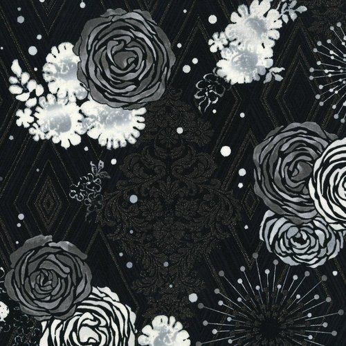 SO Precious Metals Adornment - Platinum Fabric