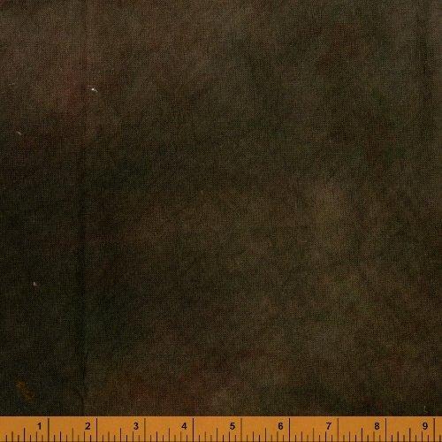 Palette Solid - Burnt Umber Fabric