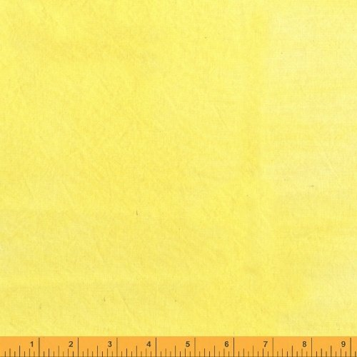 Palette Solid - Duckling Fabric