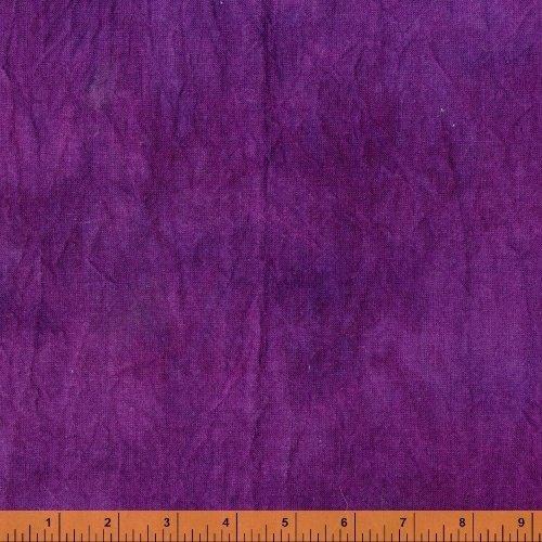 Palette Solid - Concord Grape Fabric