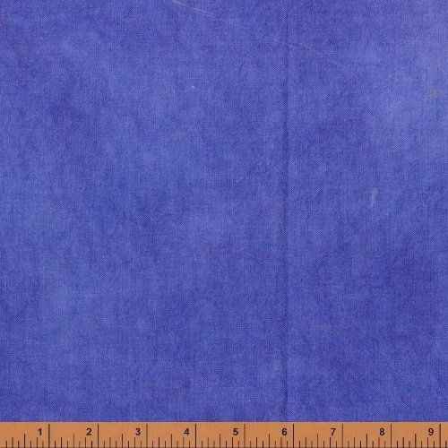 Palette Solid - Blueberry Fabric