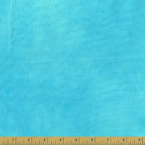 Palette Solid - Curacao Fabric
