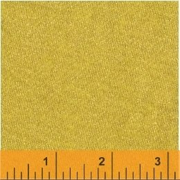 Holiday Traditions Metallic - Gold Fabric