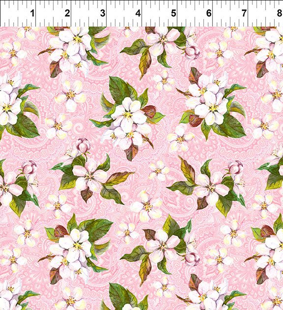 Pretty In Pink! Medium Blossoms