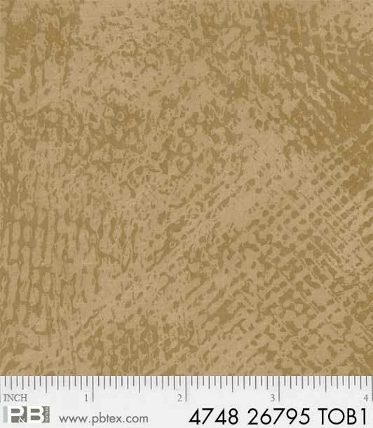 Bahara Spackle - Tan Fabric