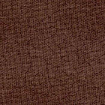 Crackle - Walnut Fabric