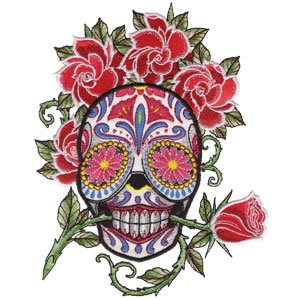 OESD Sugar Skulls CD