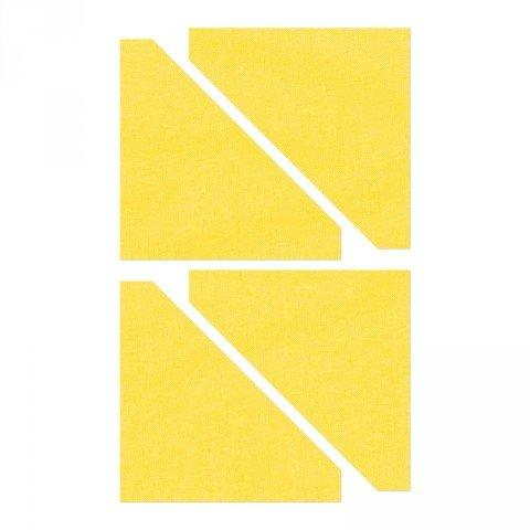 Sizzix Bigz Die - Half-Square Triangles, 2 1/2 Assembled Square