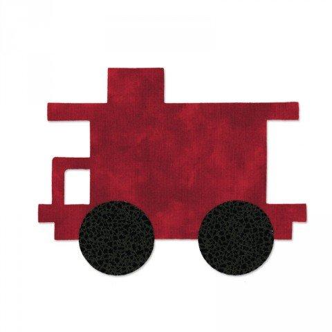 Sizzix Bigz Die - Train Caboose