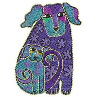 OESD Dogs & Doggies by Laurel Burch CD
