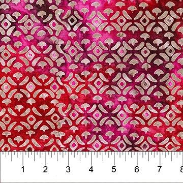 Baralla Motif - Pink Slate Batik